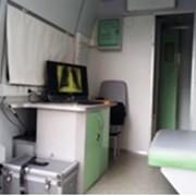 Мобильный цифровой рентгеновский комплекс на базе Citroen фото