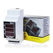 Вольтметр переменного тока трехфазный ВМ-3 фото