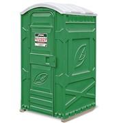 Туалетная кабина ЭкоЛайт Дачник фото