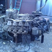 Двигатель КАМАЗ фото