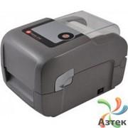 Принтер этикеток Datamax E-4305А Mark III Advanced термотрансферный 300 dpi темный, Ethernet, USB, RS-232, LPT, подвижный сенсор, блок питания, фото