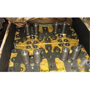 Головка блока цилиндров 51-02-3 СП двигателя Д-160 фотография