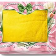 Коробка-сундучок Тюльпаны 340х270х75 фото