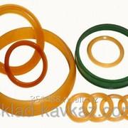 Полиуретановые уплотнительные элементы, манжеты, кольца фото