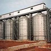 Зернохранилища быстровозводимые фото