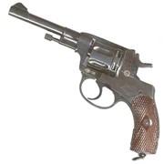 Револьвер сигнальный Наган-С, Блеф фото