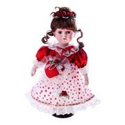 Кукла коллекционная Валюша с сердечком 40 см 763956 фото