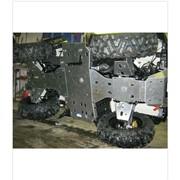 Комплект защиты днища ATV PM 500-2 (6 частей) фото