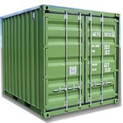 Обслуживание 20 и 40 футовых контейнеров фото