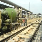 Ремонт железнодорожного пути, ремонт подкранового пути, проектирование пути, паспортизация пути. фото