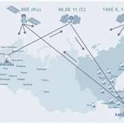 Разработка и реализация проектов по созданию мультисервисных спутниковых сетей фото