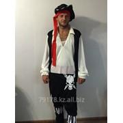 Аренда карнавального костюма Пират фото