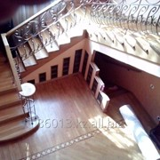 Лестница на заказ фото