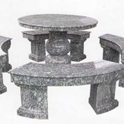 Столы и скамейки