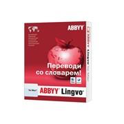 Словарь электронный ABBYY Lingvo for Mac фото