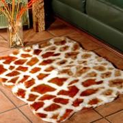 Коврик декоративный Жираф П-0936 фото