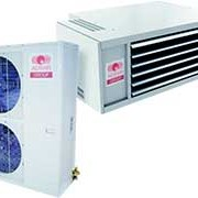 Газовый воздухонагреватель с функцией охлаждения ADRIAN-AIR® CLIMA 37 фото