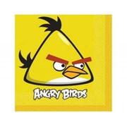 Салфетка Angry Birds 33см 16шт А фото