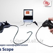 Гибкий видео-назофарингоскоп Atmos Scope (Atmos, Германия) фото