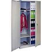 Шкаф для документов и одежды NOBILIS NM-1991/2U фото