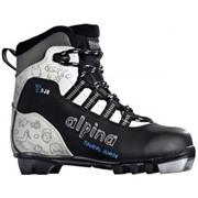 Ботинки беговые лыжные Alpina T5 JR фото