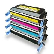 Заправка лазерных цветных картриджей Hewlett-Packard фото