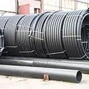 Трубы из электропроводящего полиэтилена П2ЭС-12(П2ЭС-22) фото