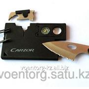 Многофункциональный нож-карточка фото