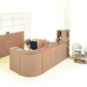 Мебель для приемных (ресепшн) Карстула (Orgspace)