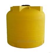 Пластиковая емкость 5100 л для воды (код 5000ВФК3) фото