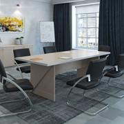 Комплект офисной мебели Зум Светлый ПК1 фото