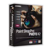 Программный продукт Corel Paint Shop Pro Photo X2 фото