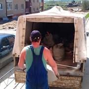 Вывоз бытового мусора ГАЗелью от 1500. фотография