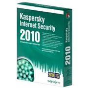 Kaspersky Internet Security 2010 Russian Ed. фото