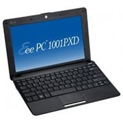 Нетбук Asus EEE PC 1011PX 10.1» Atom-N570/1G/320G/WiFi/W7S/Cam/2200mAh black фото