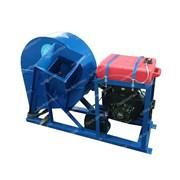Дисковая рубительная машина ВРМх-800 (бенз.) фото