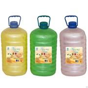 Крем мыло Queen(5 литров) в канистрах ПЭТ (5л) в ассортименте.