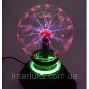 Плазменный шар — Plasma ball мал. фото