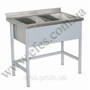Ванна моечная сварная для профессиональной кухни ВС-2 фото