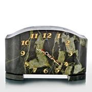Часы настольные Царский диабаз