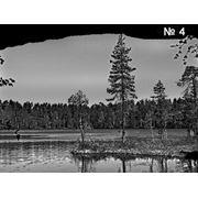 Рисунок пейзаж фото
