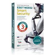 Антивирус Eset NOD32 Standart (1 год) 3ПК+словарь фото