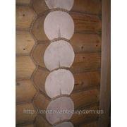 Веревка для деревянного дома фото