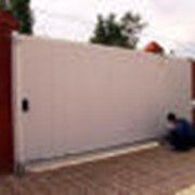 Ворота сдвижные «DoorHan» фото
