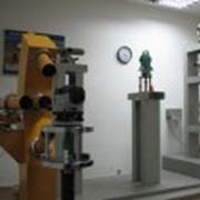 Поверка Ротационных лазерных уровней Bosch, Spectra Precision, CST/berger, Leica, УОМЗ фото