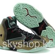 Кроссовки Nike LeBron XI 11 Gold Elite 2014 40-46 Код LBXI03 фото