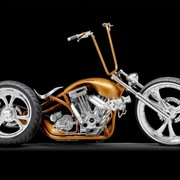 Тюнинг ретро-мотоциклов фото