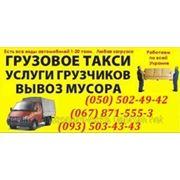 Вывоз строительного мусора, хлама Ямбург, Дорогое, Золотые ключи, Новоалександровка, Любимовка Новое фото