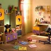 Мебель для детских садов, яслей, комнаты, дизайн, дерево, ПВХ, МДФ, под заказ, Киев фото