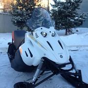 """Снегоход """"Итлан Каюр"""" с двигателем Honda GX - 390 фото"""